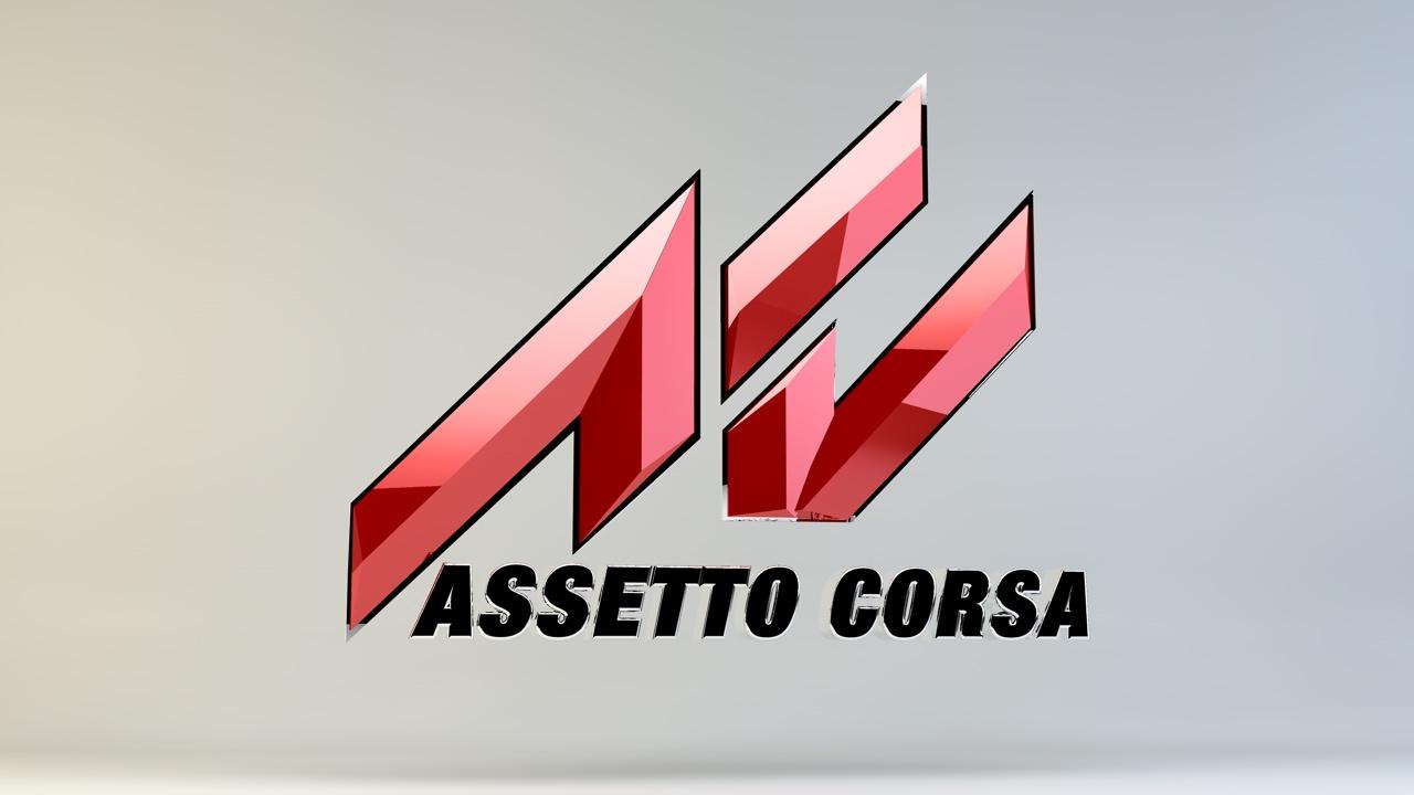 assetto corsa  u0026 rfactor 2 logos