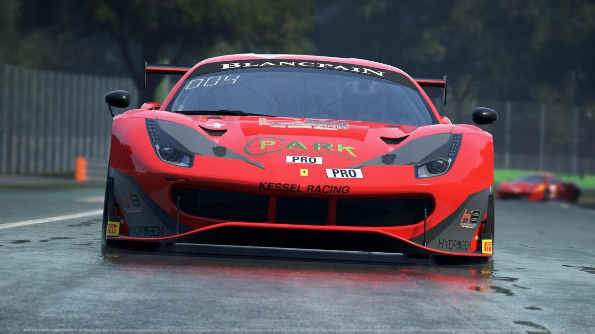 ACC Blog Post 3: Aerodynamics | RaceDepartment - Latest