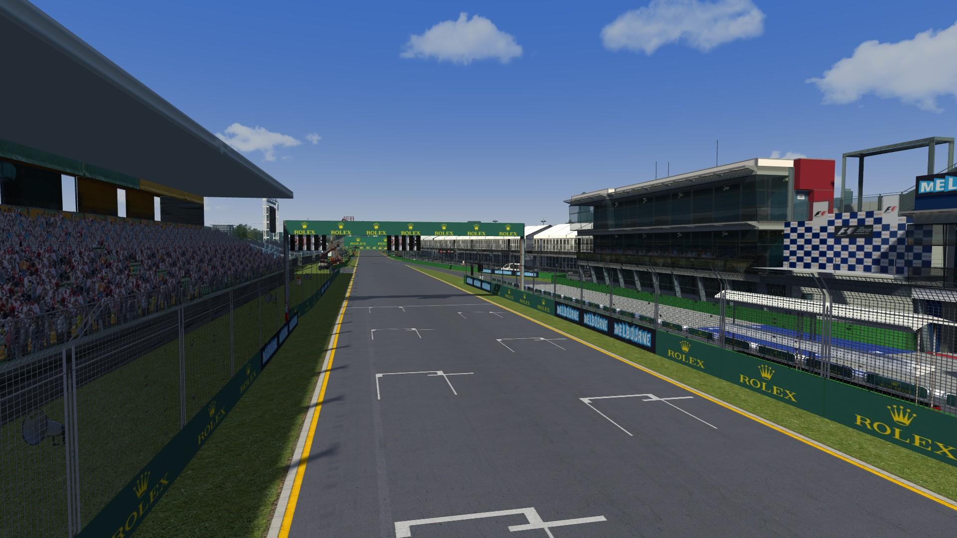 Melbourne Grand Prix Circuit | RaceDepartment - Latest