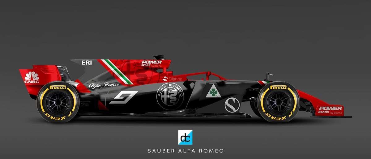 sauber alfa romeo fantasy livery for ferrari sf70h racedepartment. Black Bedroom Furniture Sets. Home Design Ideas