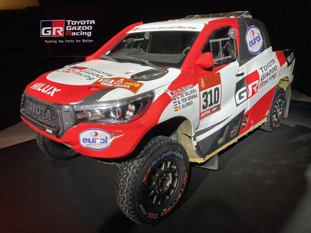 Opinion Can Alonso Succeed At Dakar Racedepartment