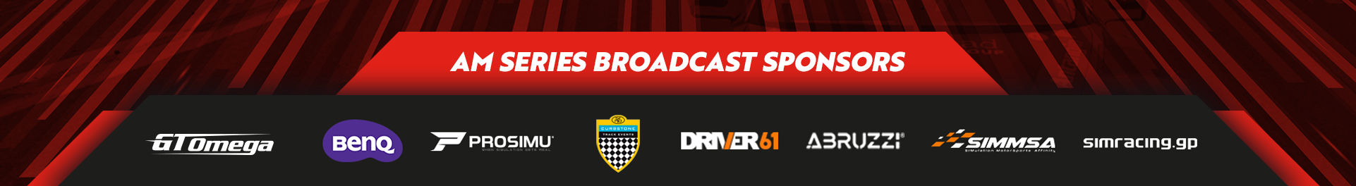 am-series-sponsors-new-png SRO E-Sport GT Series AM Championship Final | Win A Prize Every 10 Minutes!