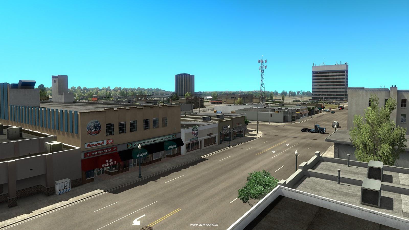 American Truck Sim New Mexico DLC Roswell 1.jpg