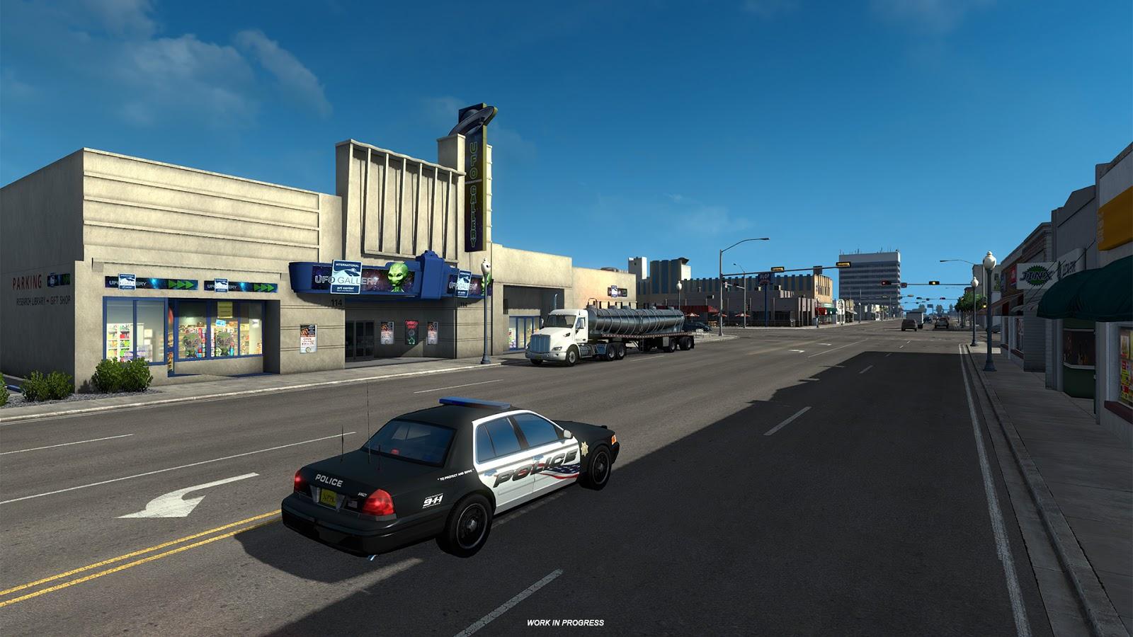 American Truck Sim New Mexico DLC Roswell 3.jpg
