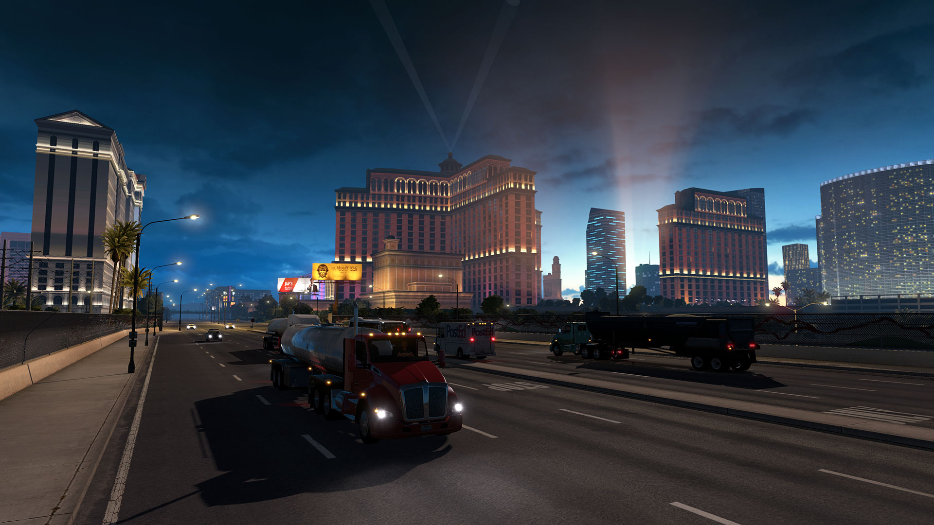 SCS Software to Ship New Lights With Upcoming ATS and ETS2 Build