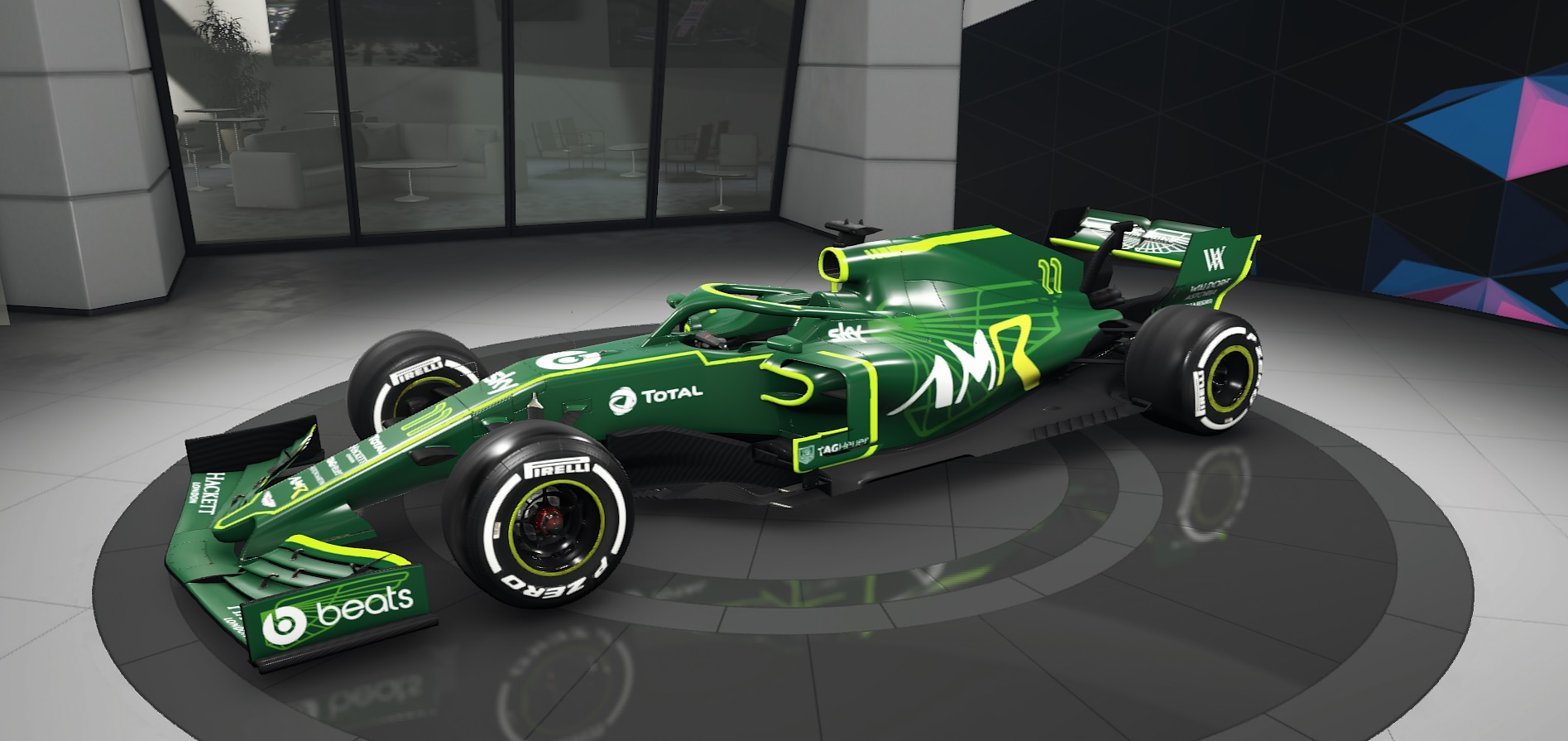 Fom Alternate Livery Collection Racedepartment
