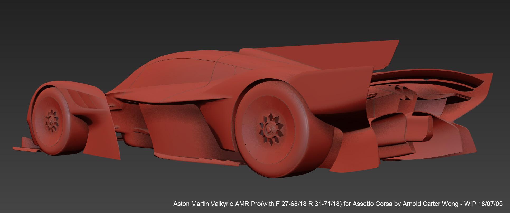Cars Aston Martin Valkyrie Amr Pro Racedepartment
