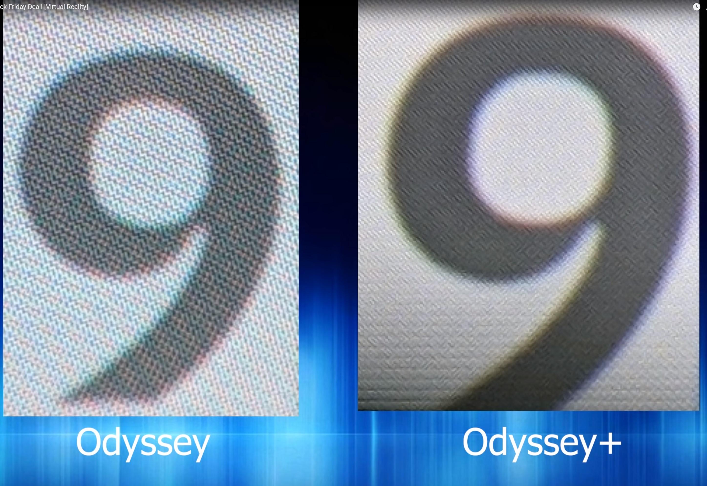 Samsung Odyssey Steamvr Supersampling