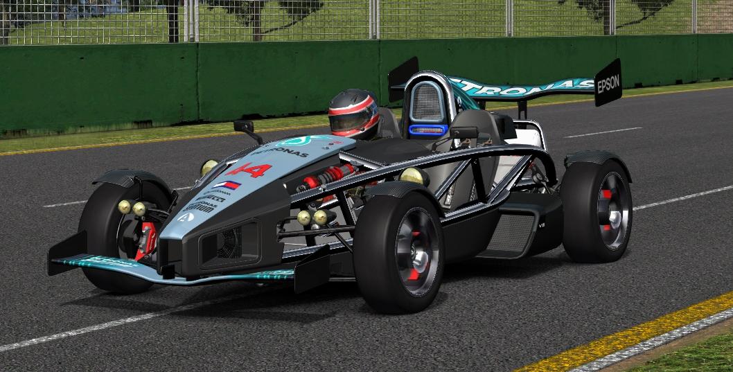 ariel atom  mod upgrade patch racedepartment latest formula  motorsport  sim racing news