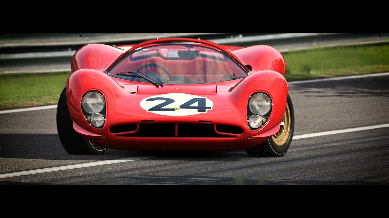 introducing the ferrari 330 p4 of assetto corsa. Black Bedroom Furniture Sets. Home Design Ideas