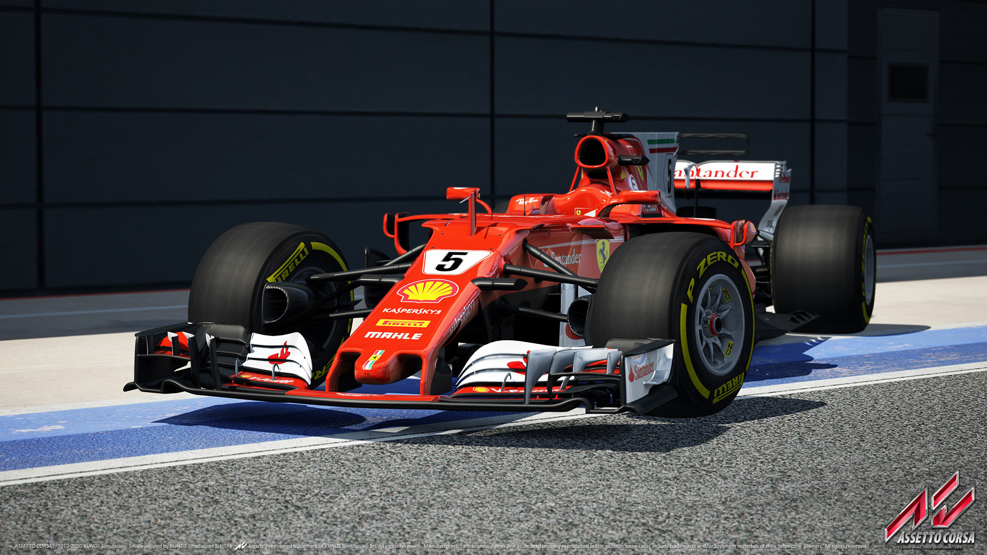 The Ferrari Sf70h Assetto Corsa Introduction Video Racedepartment