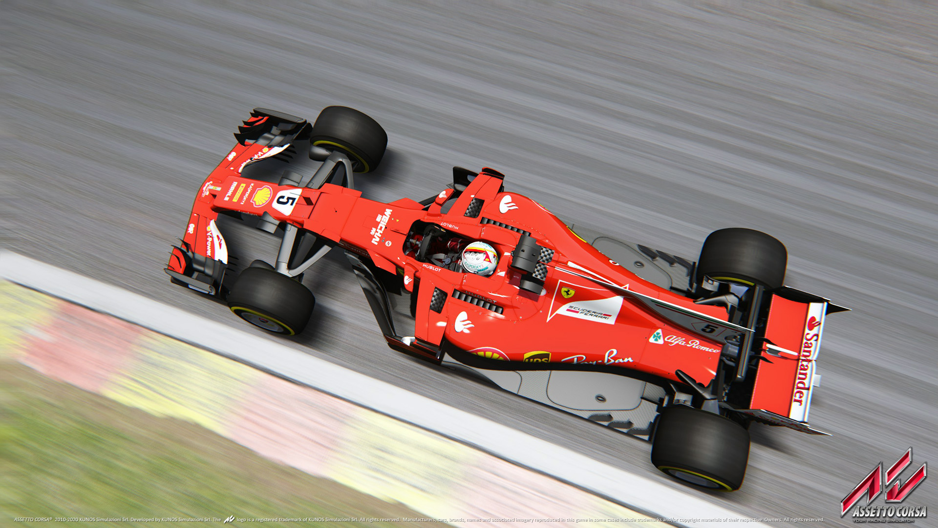 Assetto Corsa Ferrari SF70-H Introduction Video 4.jpg