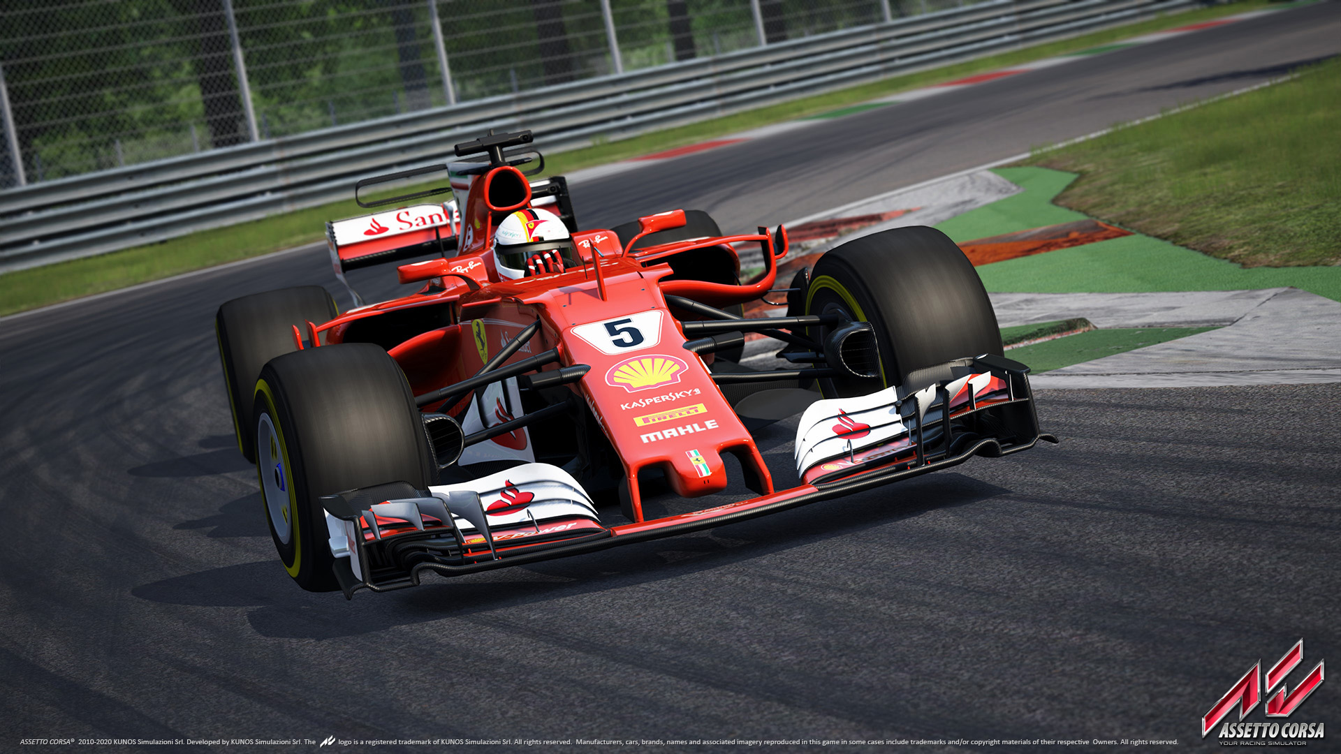 Assetto Corsa Ferrari SF70-H Introduction Video.jpg
