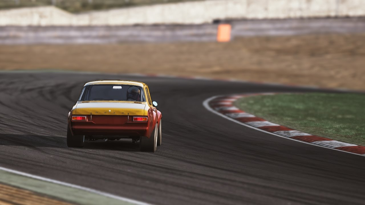 Assetto Corsa Ford Escort RS1600  Le Mans Week.jpg