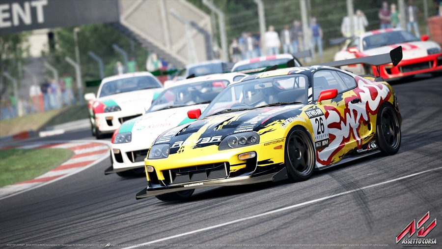 XB1 - Assetto Corsa Xbox One Update, Prestige and Japanese