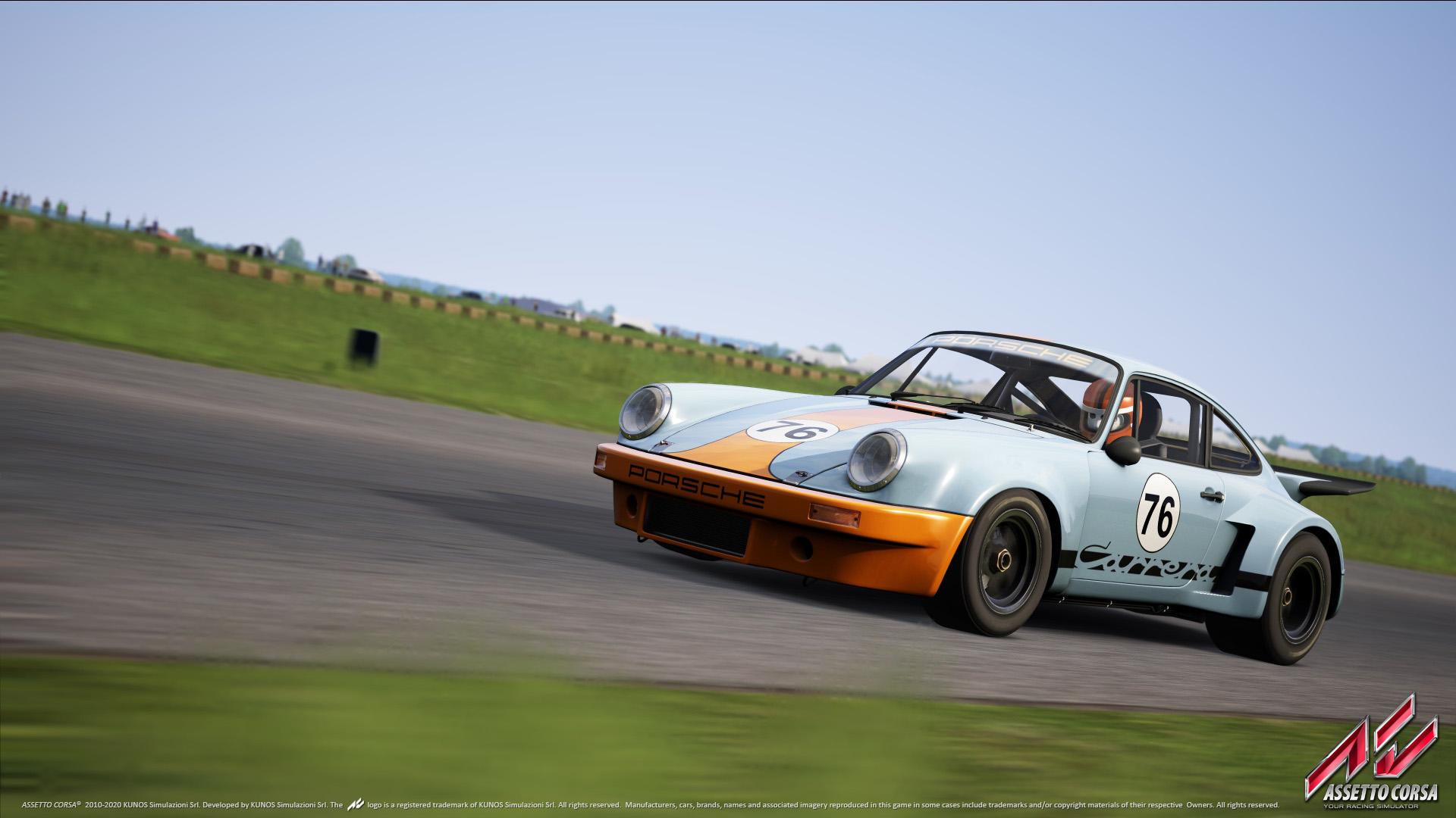 Assetto Corsa Porsche 911 Carerra RSR 3.0 3.jpg
