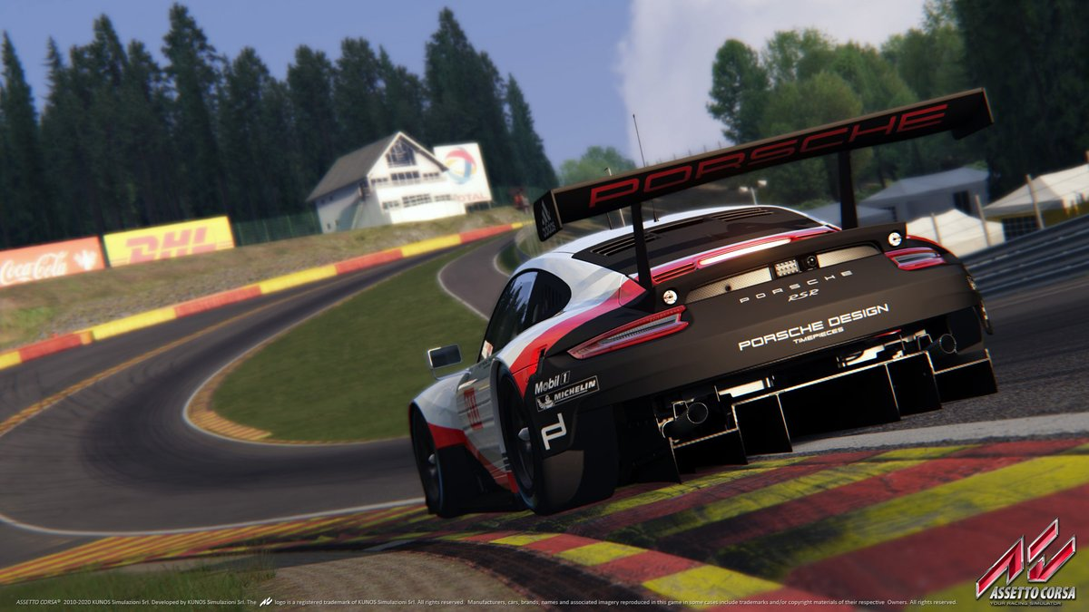 assetto corsa updated mazda 787b miata n a and porsche 911 rsr added race. Black Bedroom Furniture Sets. Home Design Ideas