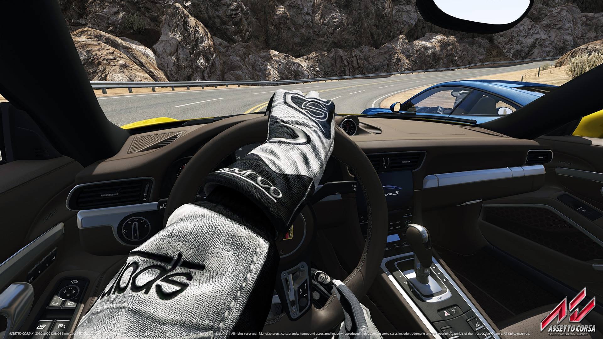 assetto corsa porsche preview images teased racedepartment. Black Bedroom Furniture Sets. Home Design Ideas