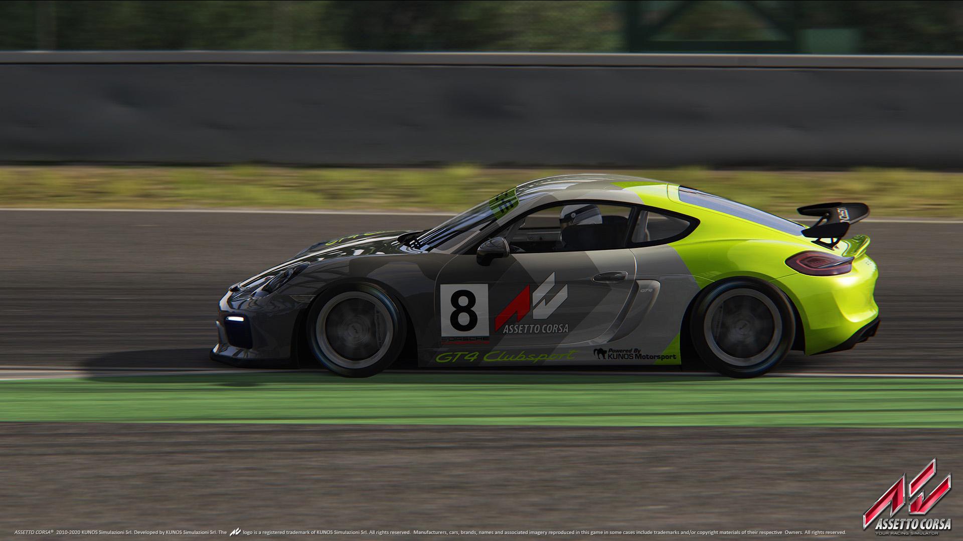 Assetto Corsa Porsche Vol 1 Cayman.jpg