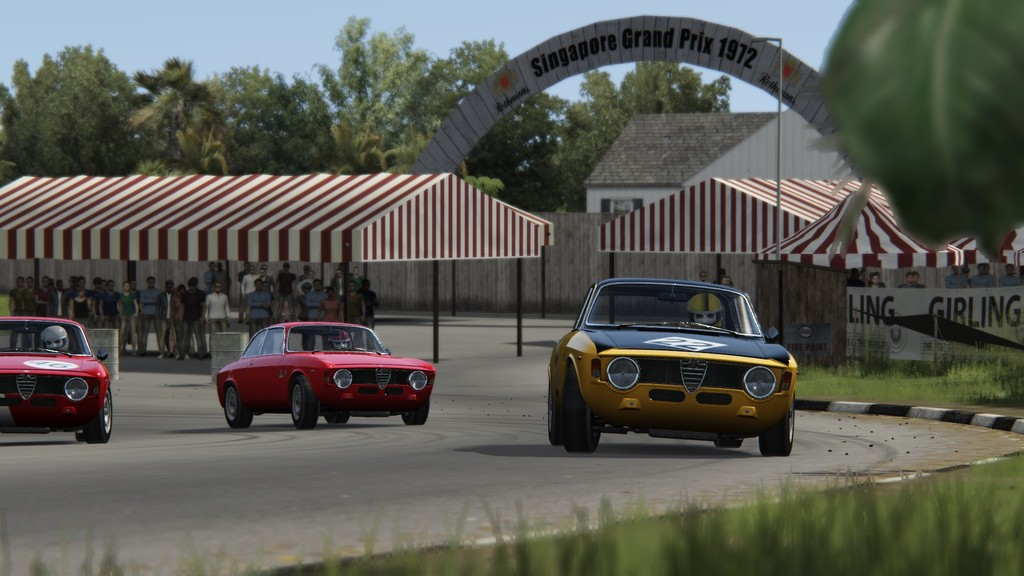 Sim Racing Modding Roundup: March Assetto Corsa Tracks