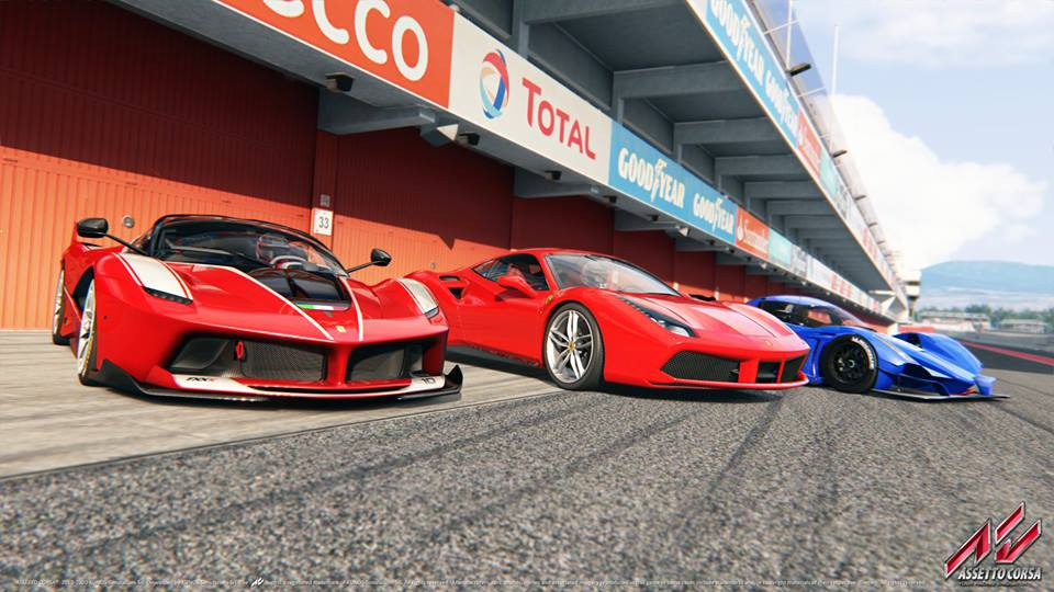 Assetto Corsa Version 1.8 and Tripl3 DLC.jpg