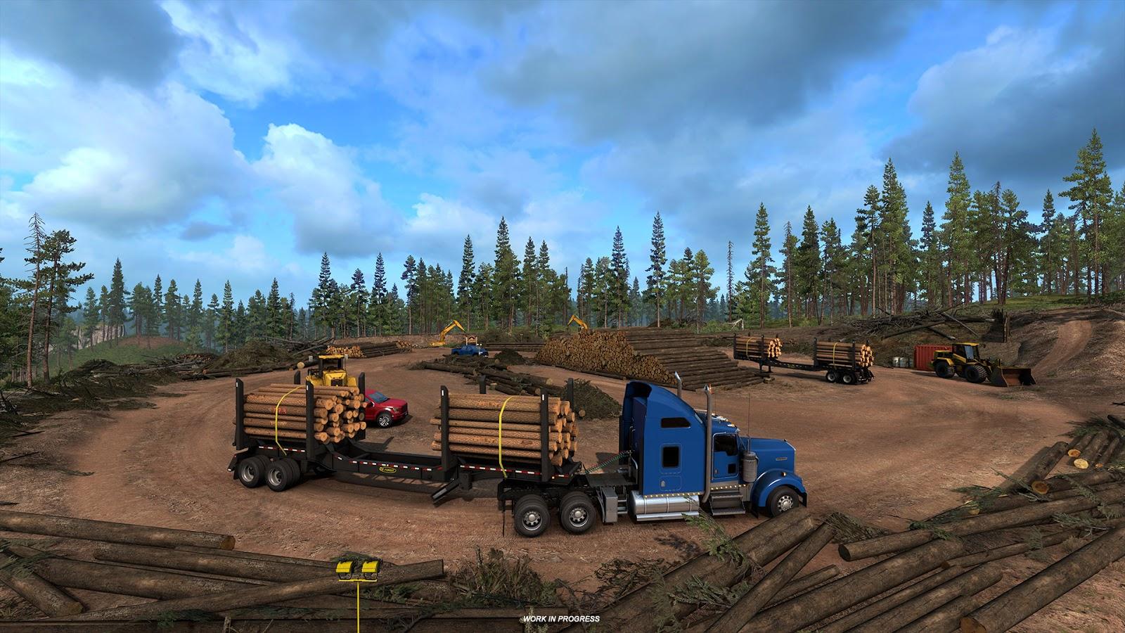 ats-idaho-1-jpg American Truck Sim | More Idaho Previews - Logging