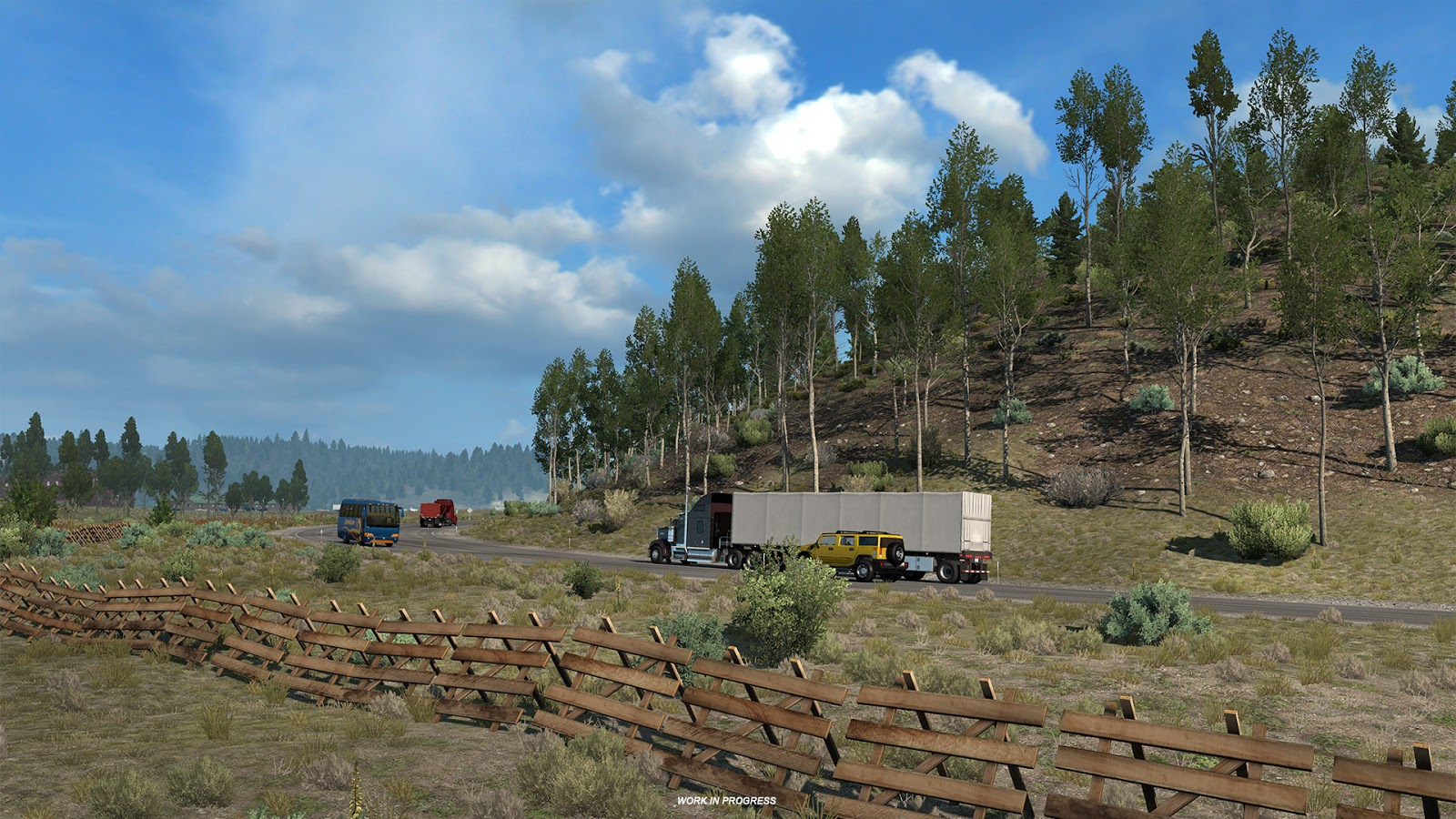 SCS Software Reveal New Map Expansion Teasers for ATS