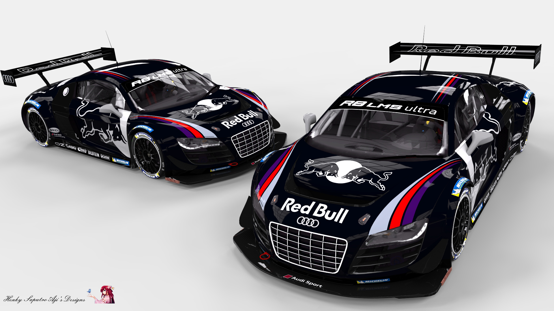 Just Simply Drop The Skin To Audi R8 LMS Skin Folder. Any Issues  Encountered Feel Free To Post In Discussion Tab.