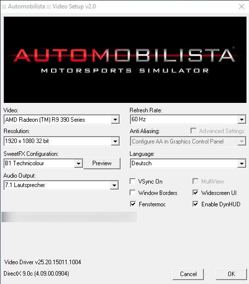 Automobilista Video Setup.jpg