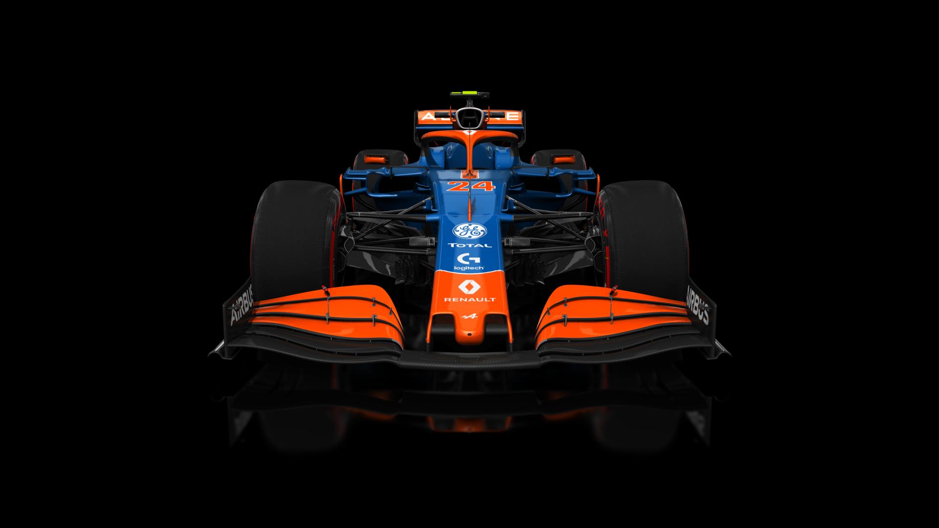 Rss Formula Hybrid 2020 Alpine A500 Racedepartment