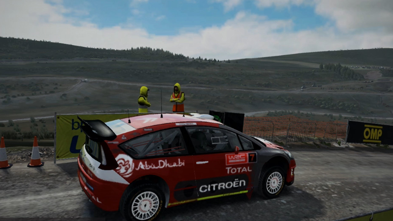 Dirt Rally Citroen C3 2017 Wrc For Citroen C4