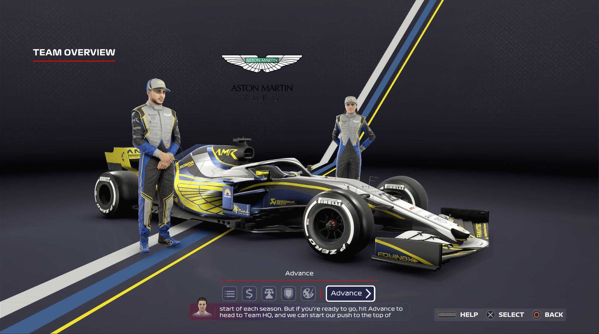 Aston Martin Racing My Team Fantasy Livery Racedepartment