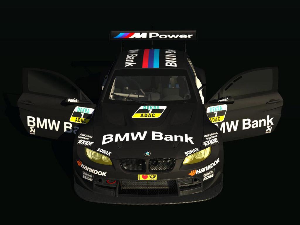 bmw bank bmw m3 gt2 dtm racedepartment. Black Bedroom Furniture Sets. Home Design Ideas