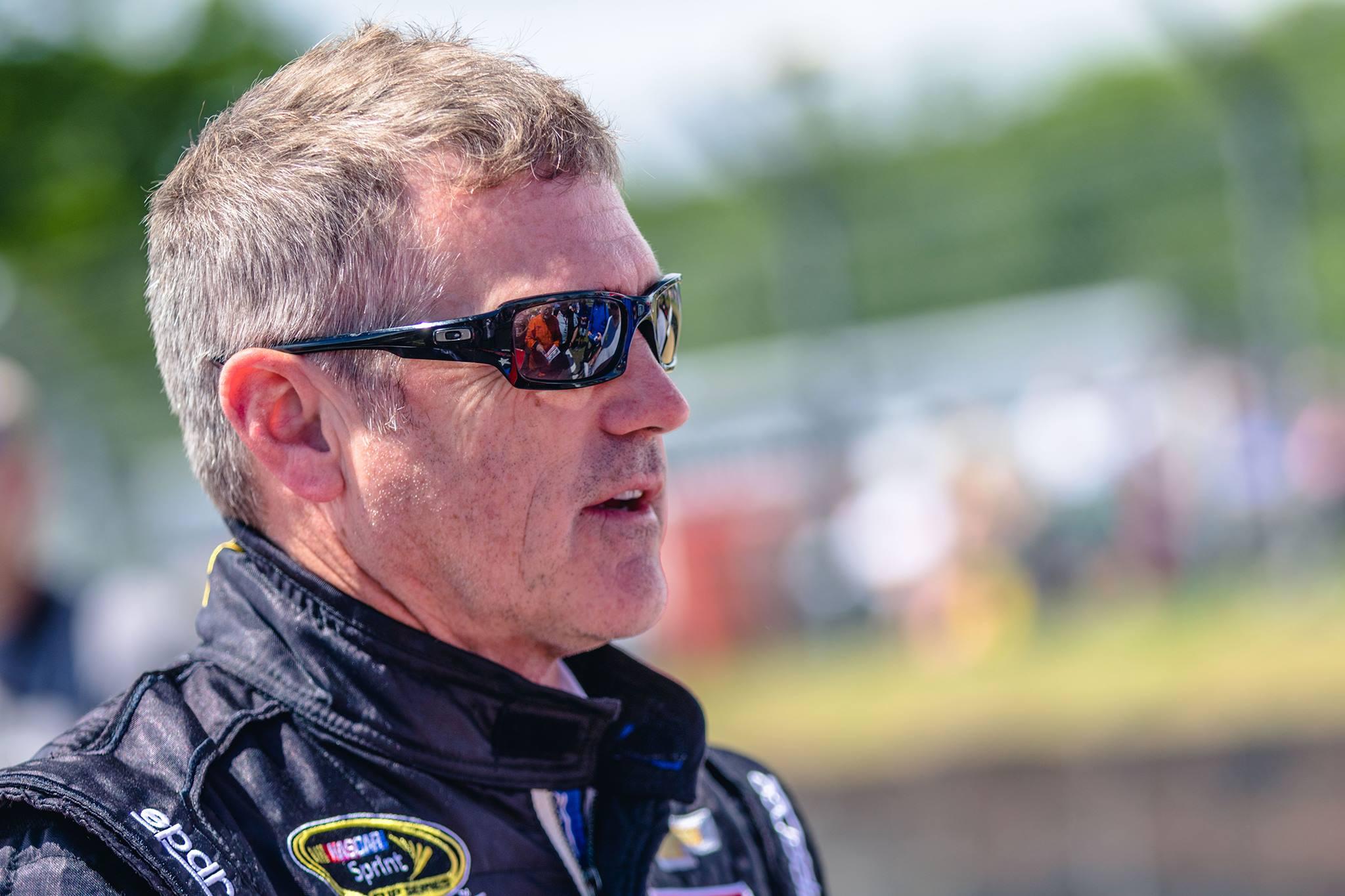 Bobby Labonte Returns To Racing With Euro Nascar Season Entry
