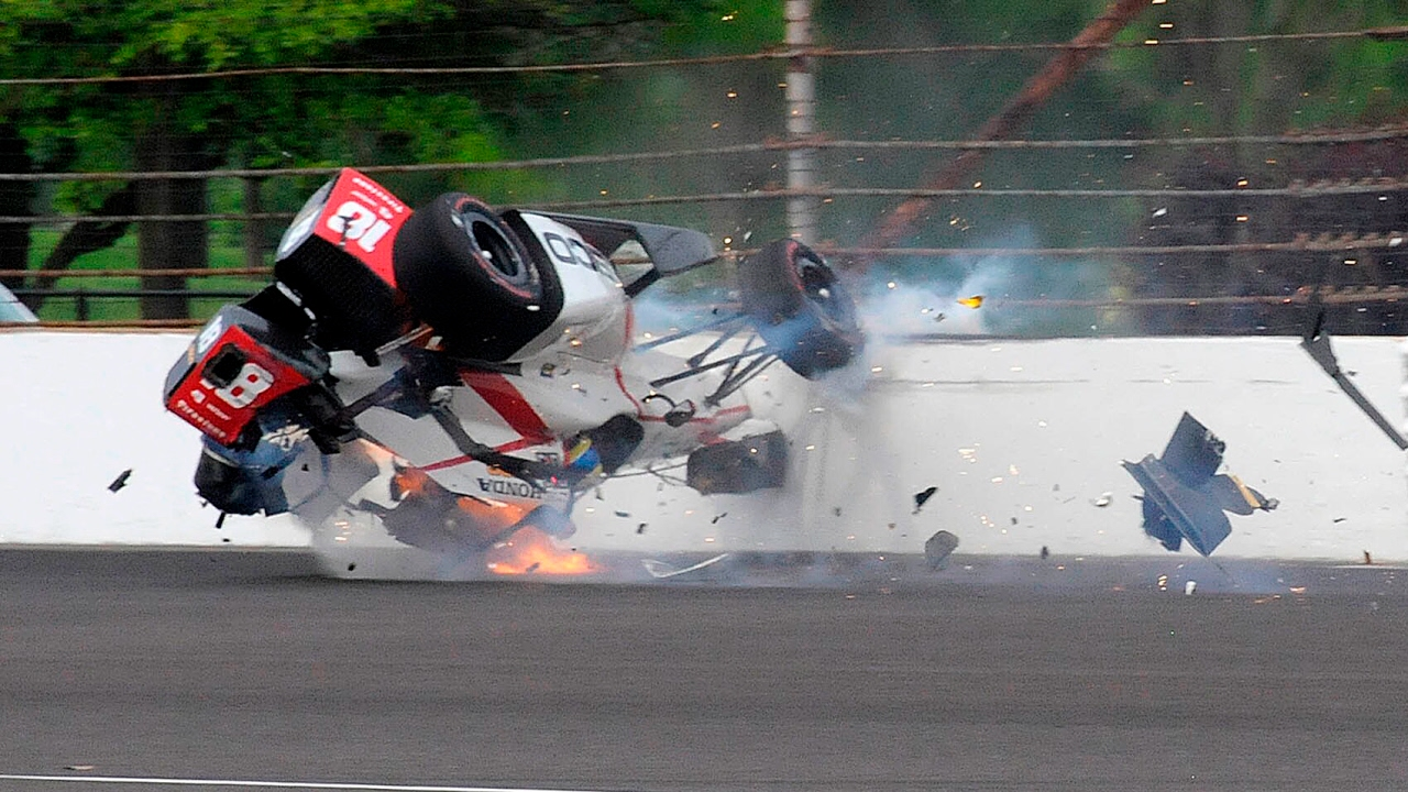 Bourdais Indy 500 Crash.jpg