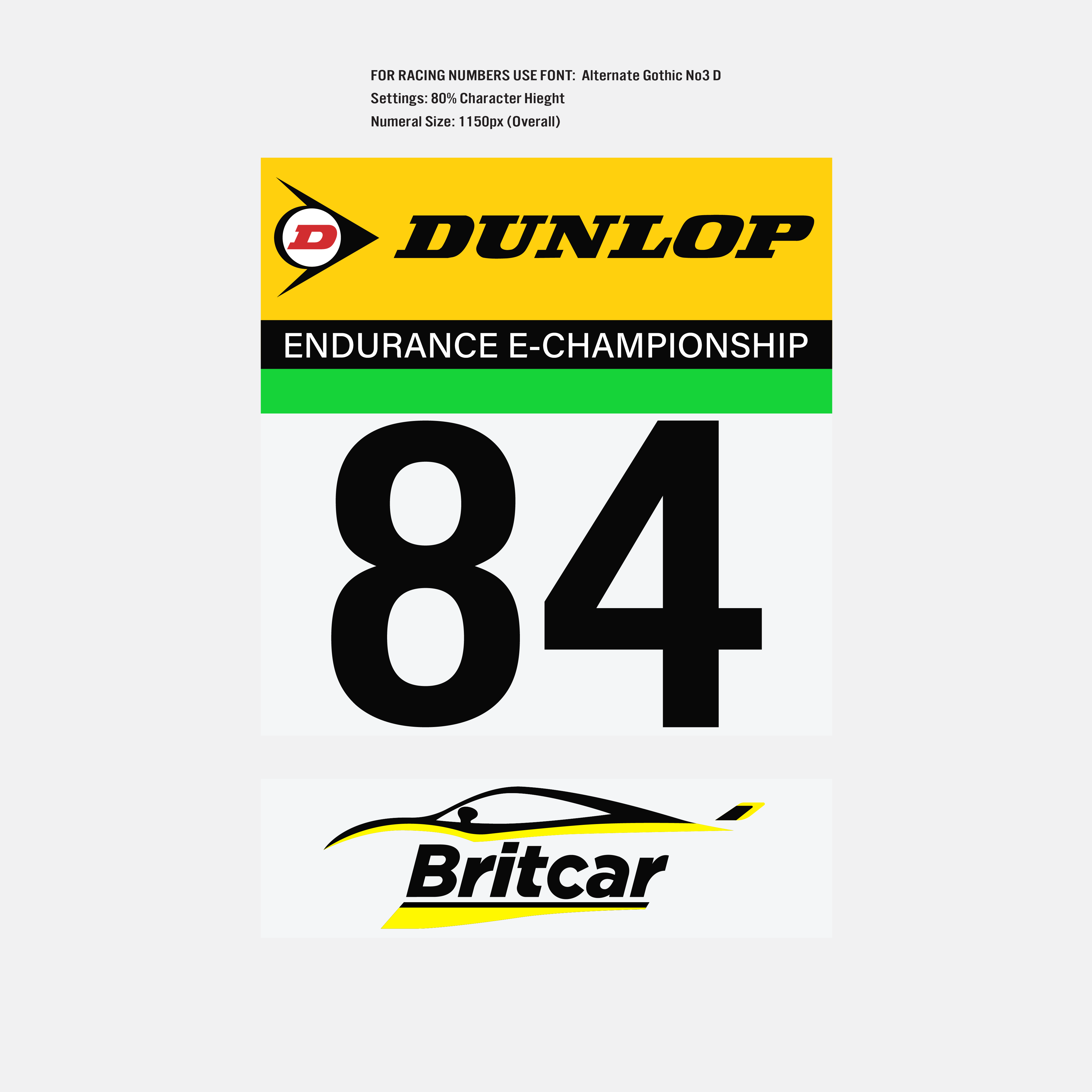 BRITCAR ENDURANCE E-CHAMPIONSHIP NUMBER PANEL.png