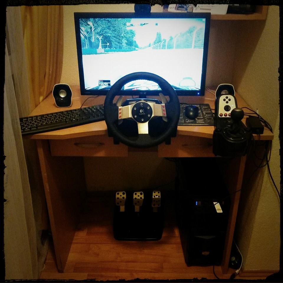 Sim Racing Gear: What do You Run and Why? | Page 4