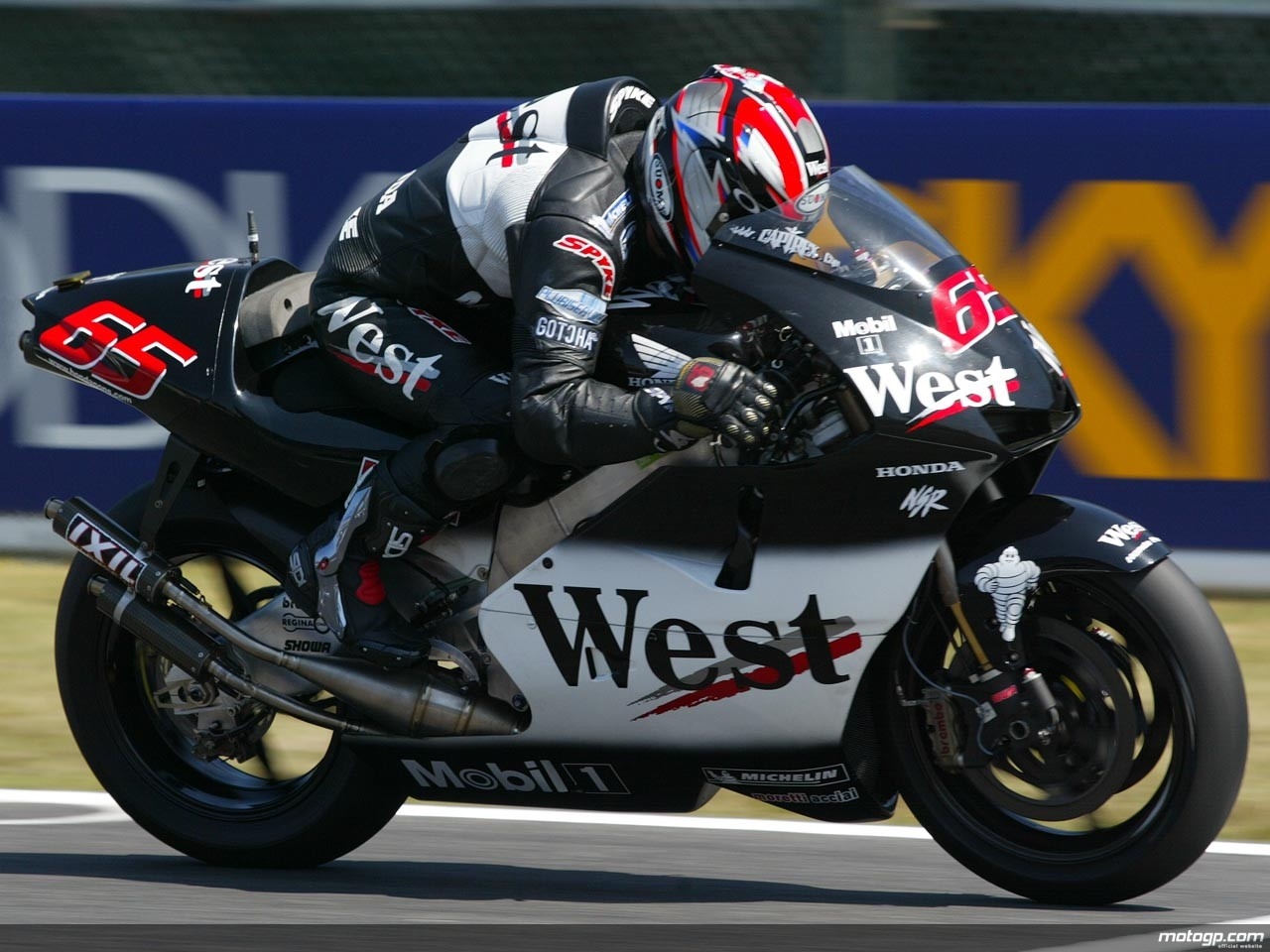 NSR500 TEAM Honda Pons WEST -02 HD | RaceDepartment