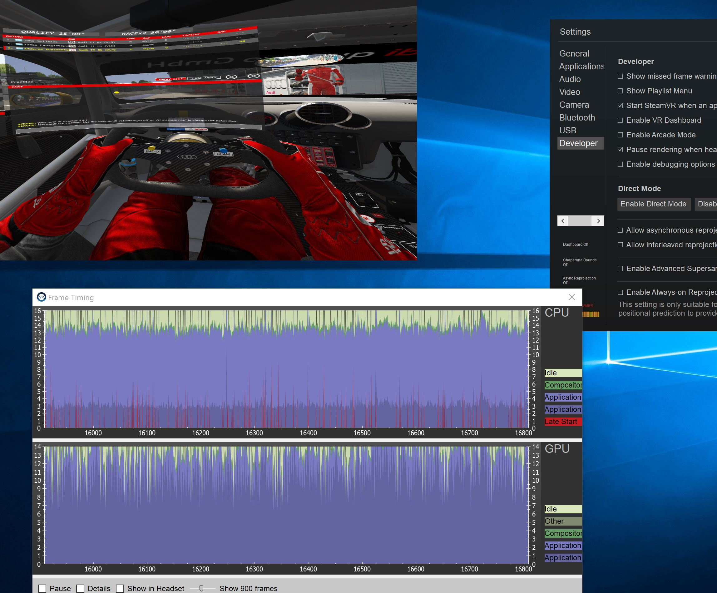 VR performance with 1080ti | Page 2 | RaceDepartment
