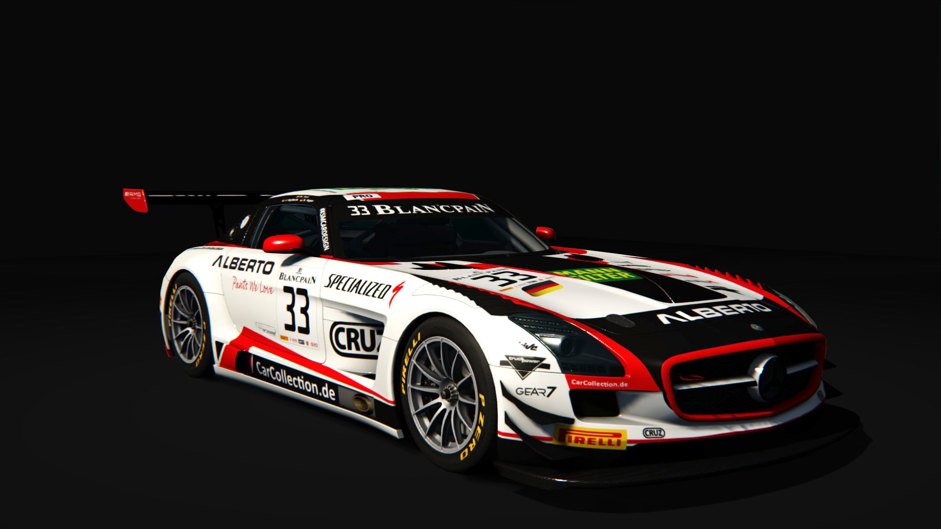 Car Collection Motorsport Mercedes Benz SLS AMG GT3 BES 2015 Assetto Corsa.jpg