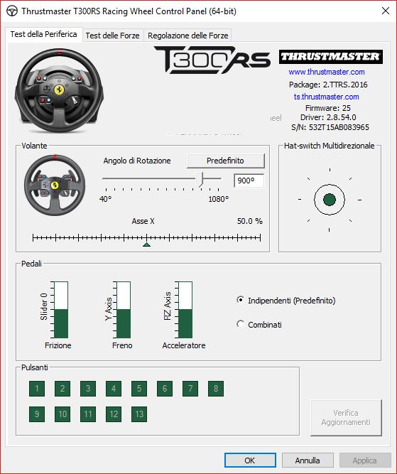 Assetto Corsa Thrustmaster T300 Settings | Page 5 | RaceDepartment