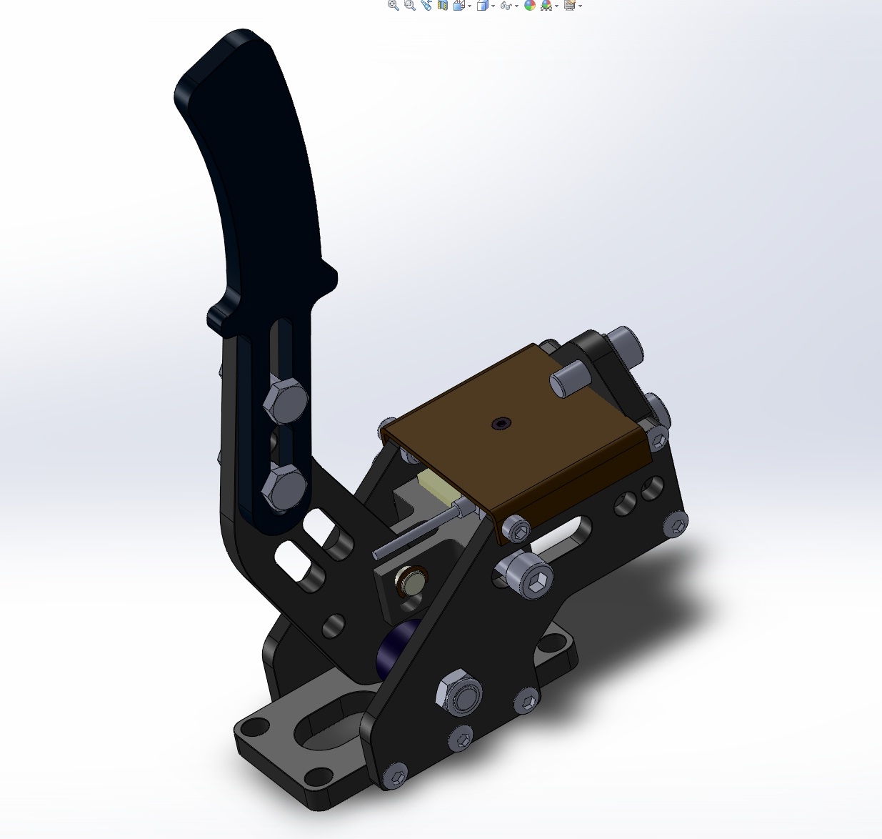 Chinese Handbrake assembly.jpg