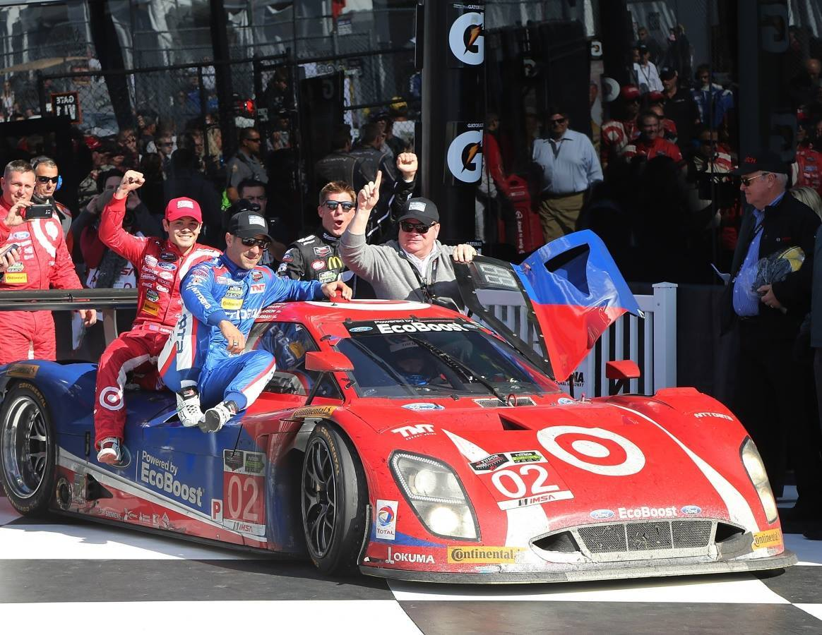 Chip Ganassi Racing 24 Hours of Daytona Winner.jpg
