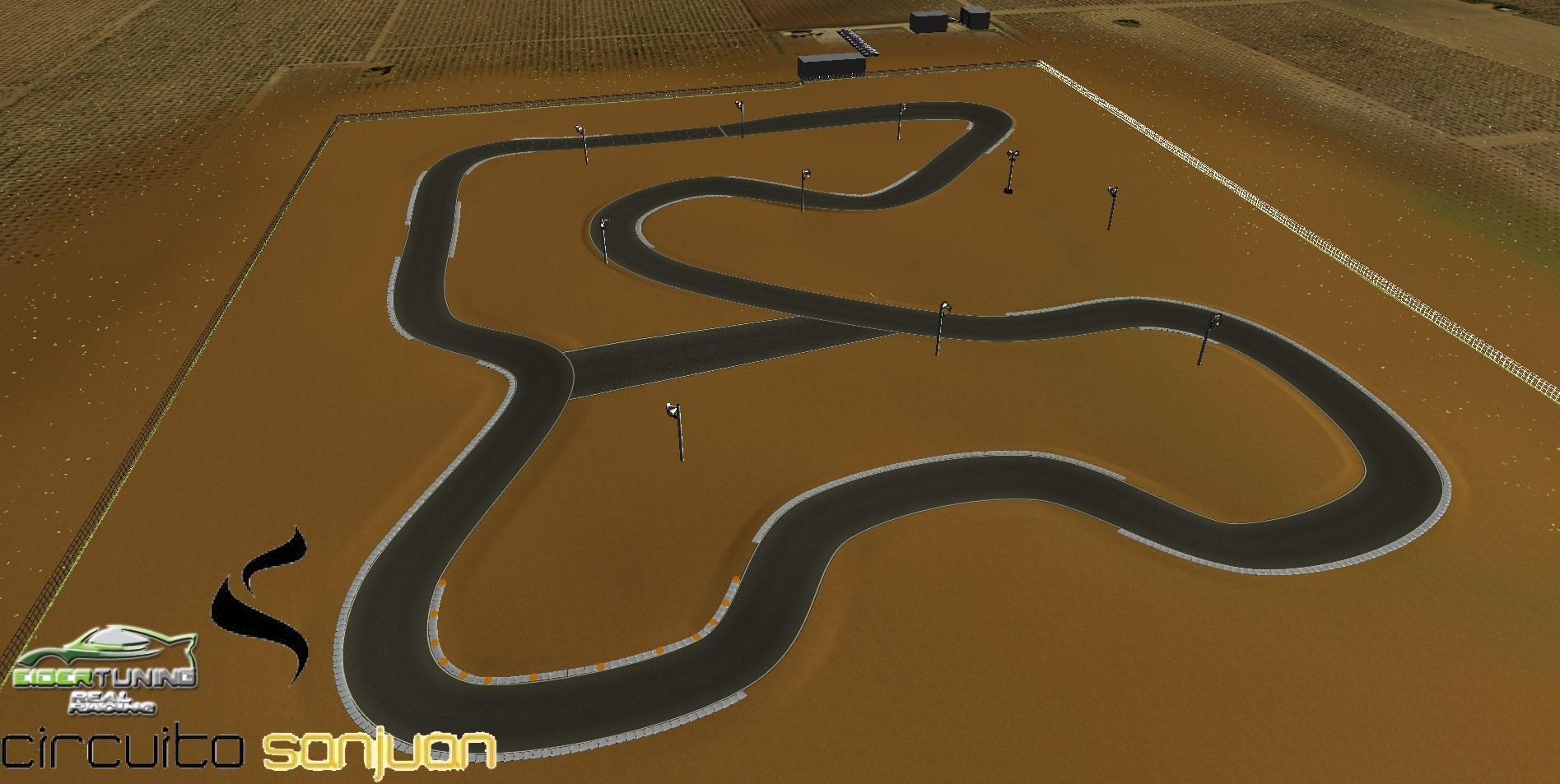 Circuito Kotarr : Tracks circuito san juan racedepartment
