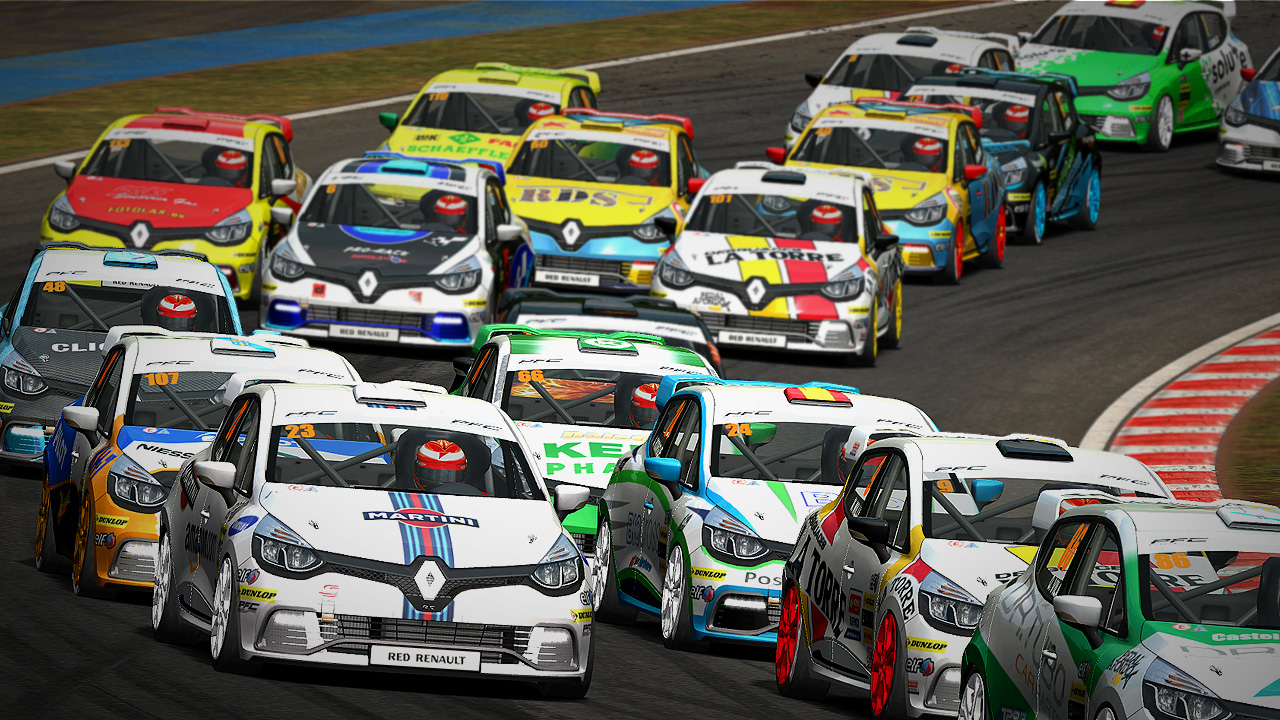 Clio Cup 2013 Racedepartment