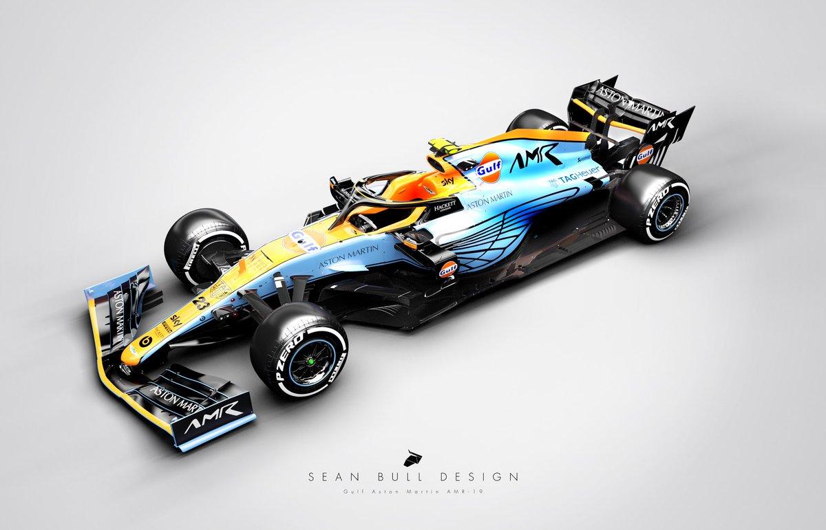 Fantasy Aston Martin F1 Team Racedepartment