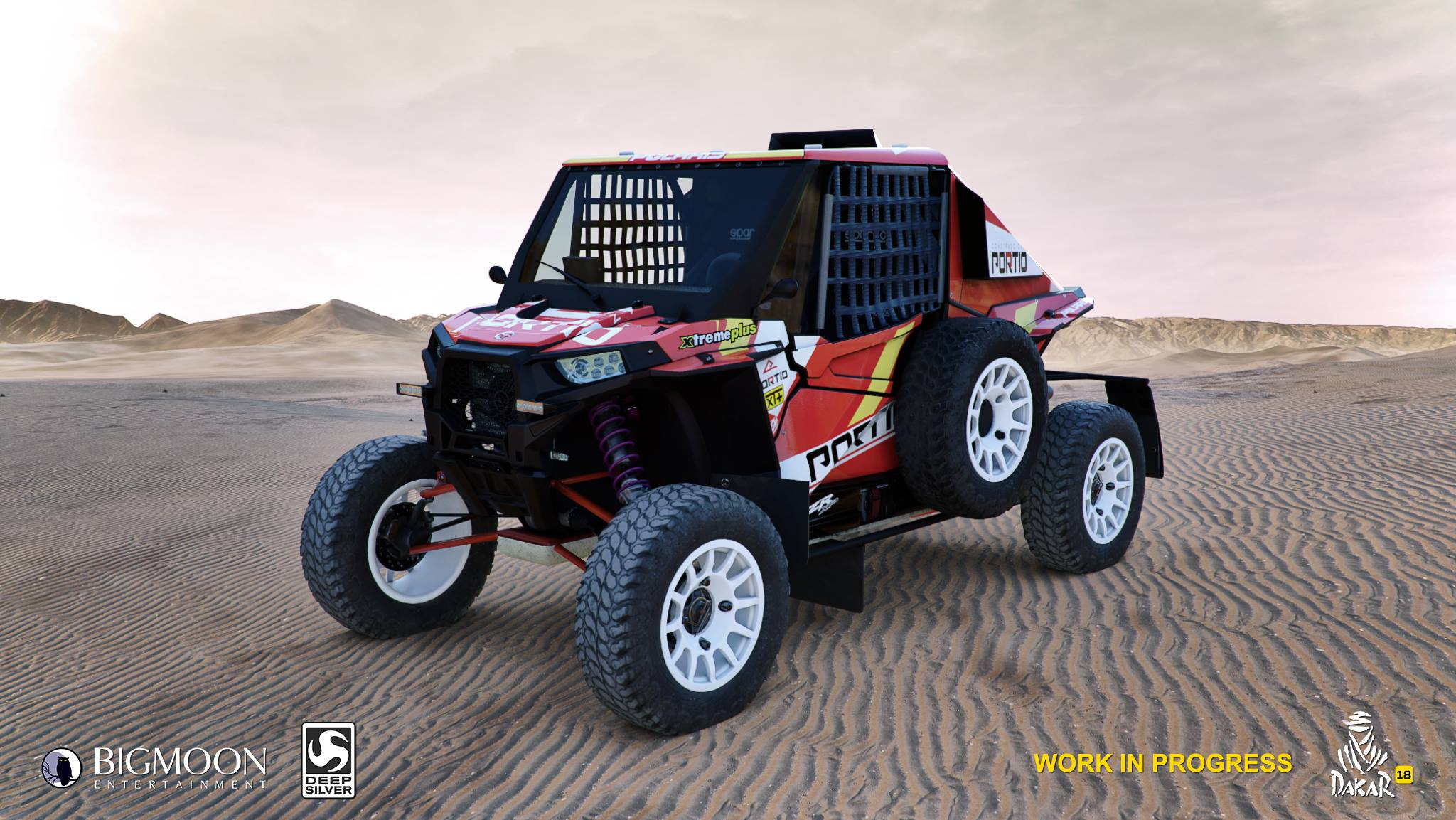 yet more dakar 18 previews show various different racing. Black Bedroom Furniture Sets. Home Design Ideas