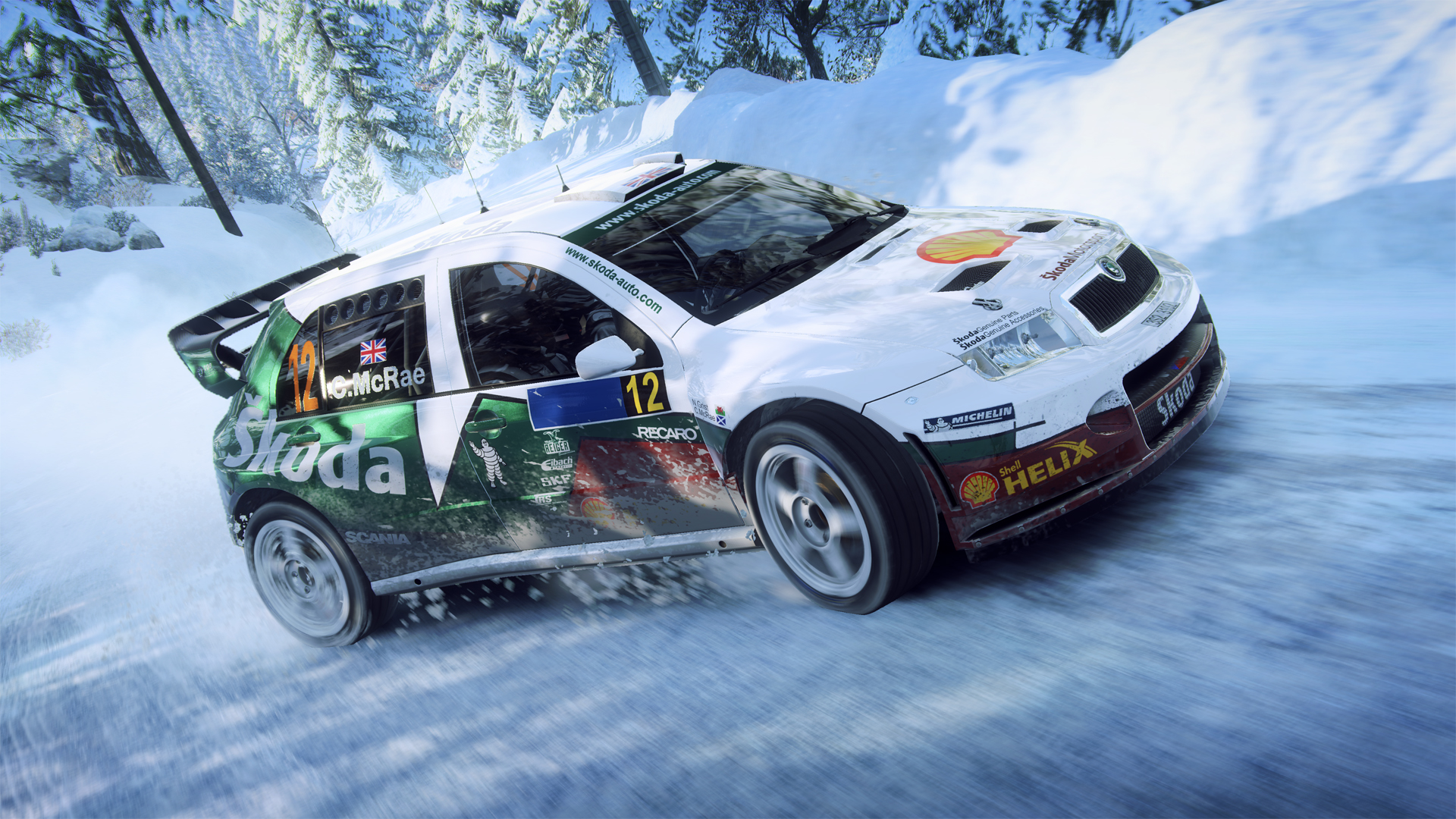 dirt rally 2 0 ffb update now live racedepartment. Black Bedroom Furniture Sets. Home Design Ideas