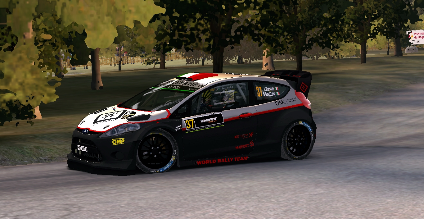 Review Ford Fiesta Rs Wrc 2017 Lorenzo Bertelli Review Ford