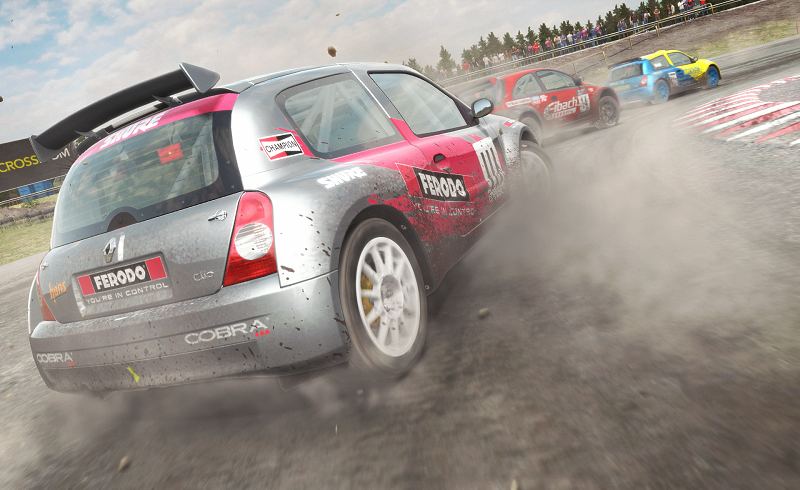 DiRT Rally Console Release - Clio RallyX.png